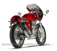 CAFE RACER 400 red candy 272