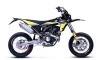 XMF 125 Motard Performance